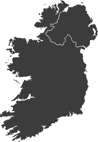Ireland outline